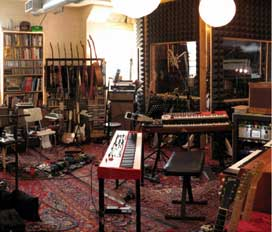 Gigapan of Wilco's Music Studio