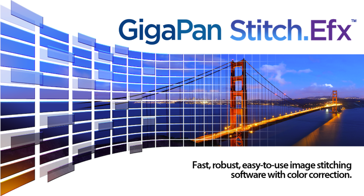 Stitcher.Efx: Discover new standards in image stitching software.